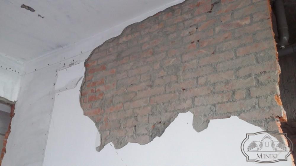 米立奇現代輕工業風住家 工業風磚牆