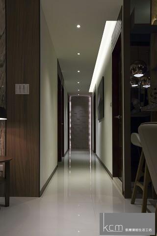 自然美景,竟在居家生活之中 法采1702案例 房間走廊
