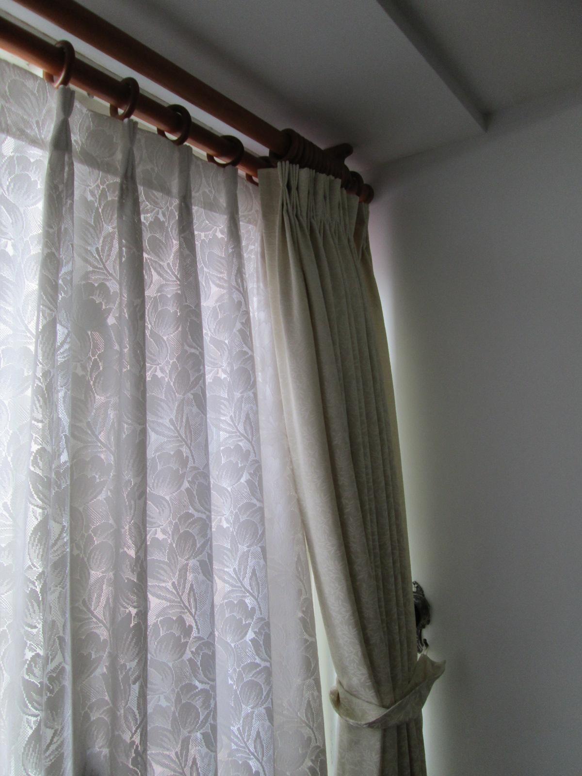 隆美窗簾 客廳