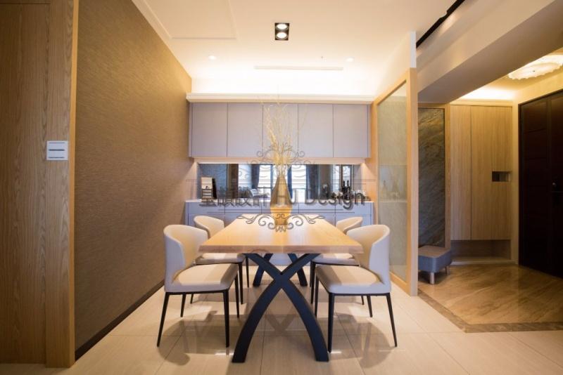 實現內心深處的理想住家-缽滿盆滿餐廳│皇頡空間設計